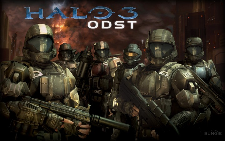 Halo 3: ODST free to early adopters of Halo: The Master Chief Collection