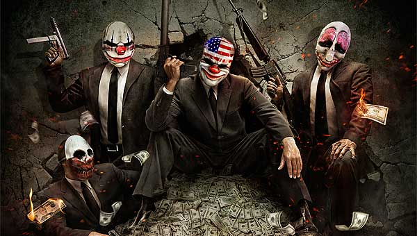 Payday: The Heist free on Steam October 16th