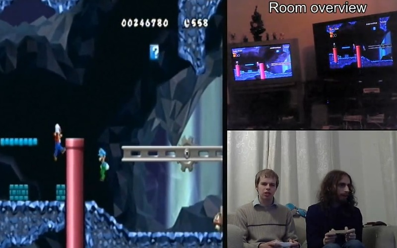 Nintendo Wii Online Multiplayer Mod for Local Multiplayer Games