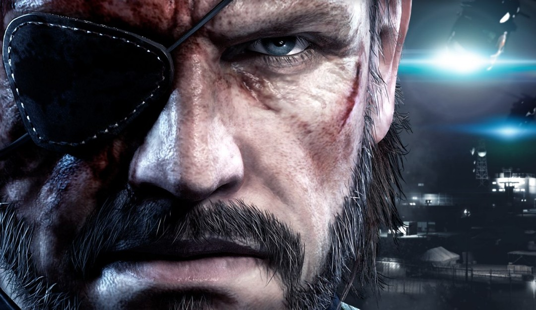 MGS V: Ground Zeroes, now available for 360, PS3, Xbox One and PS4