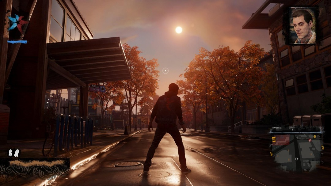Sequel ideas for Infamous on PS4.