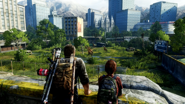 The Last of Us Remastered Screenshot
