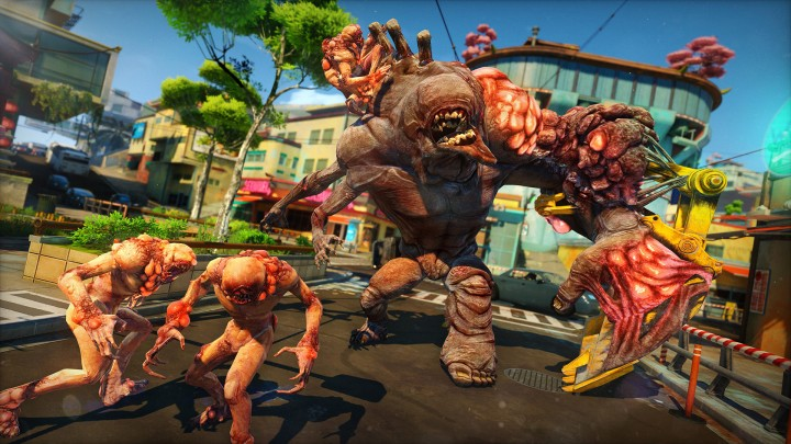 Sunset Overdrive review - exactly what the Xbox One needs 3