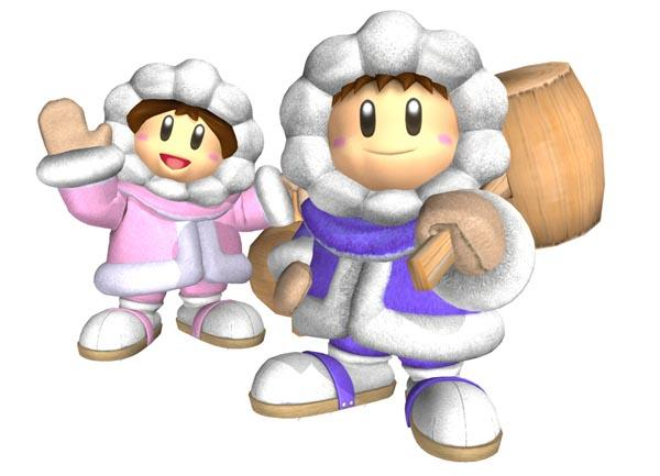 Nintendo Explains why Ice Climbers are absent from new Super Smash Bros. games