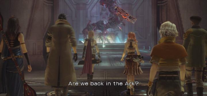 The Seventh Ark