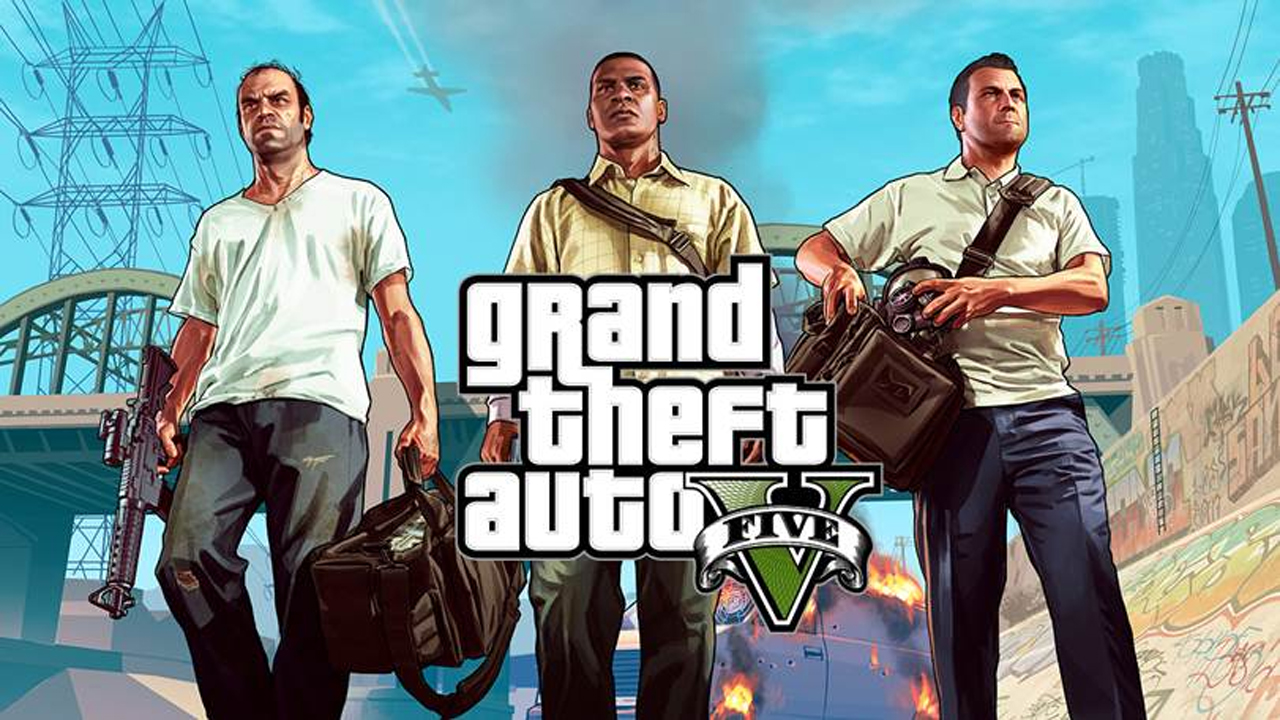 GTA Best-selling game of all time in the UK