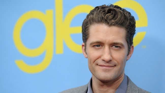Glee Club Coach Will Schuester (Matthew Morrison) Is Officially Married