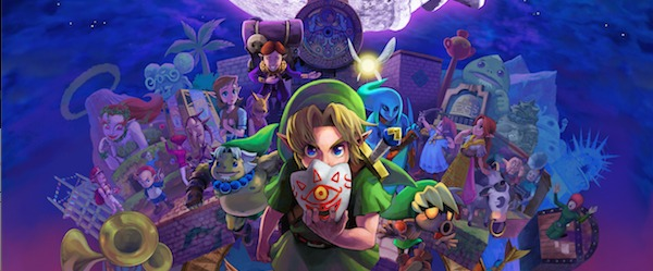 Majora's Mask featured