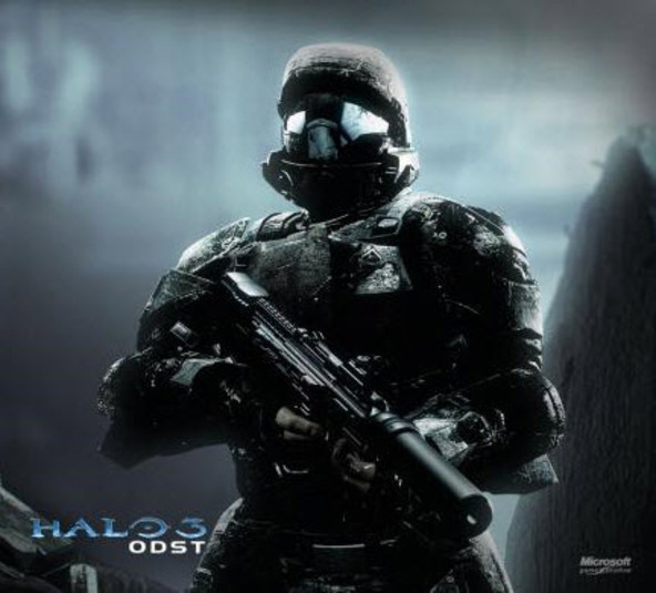 Halo 3: ODST, Relic Map free for early adopters
