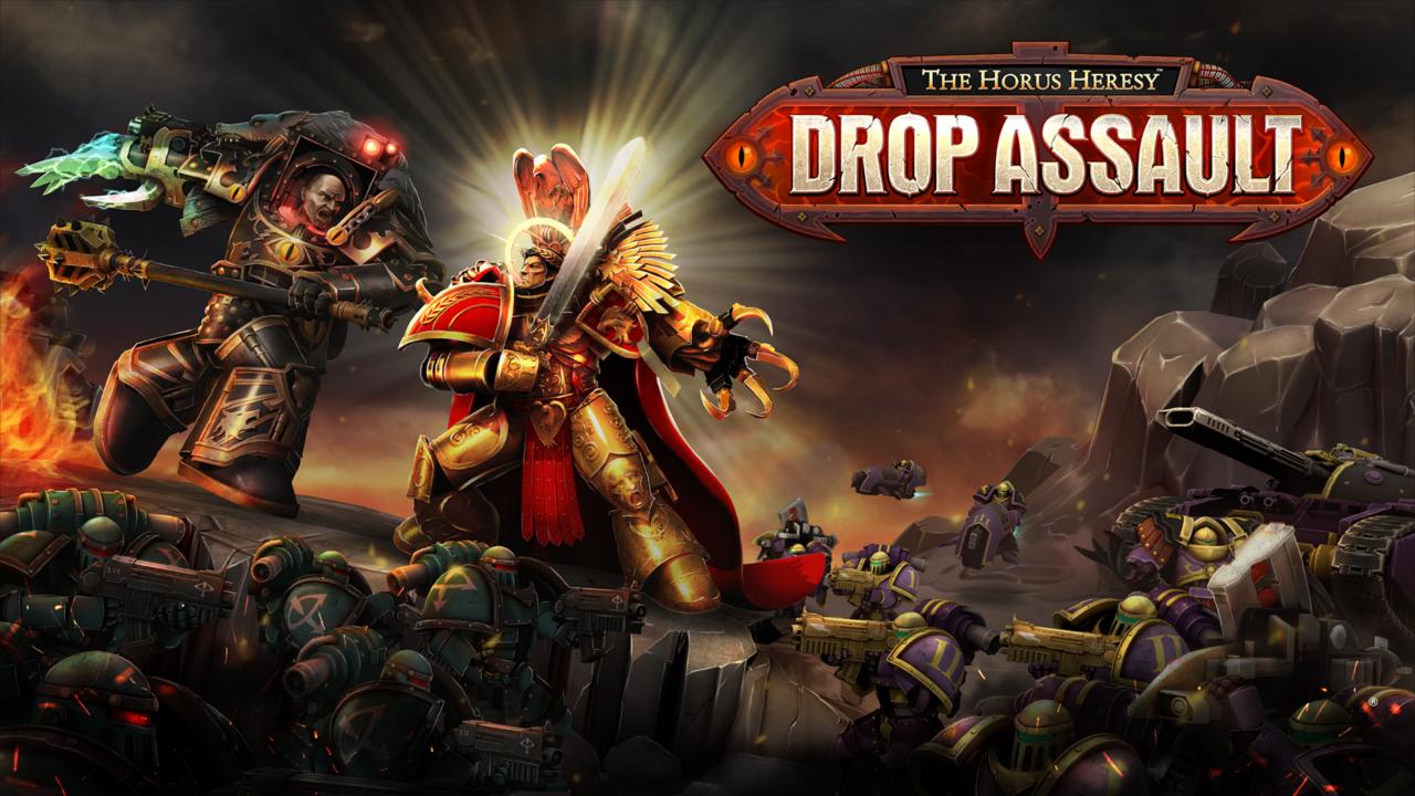 The Horus Heresy: Drop Assault Retells Isstvan III on iOS
