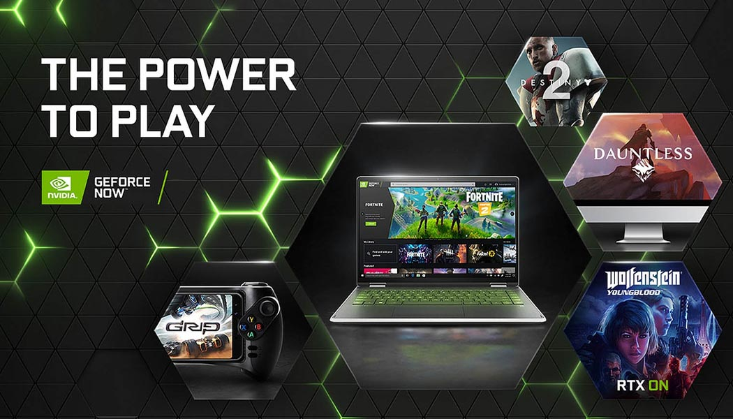 GeForce NOW Streaming Service
