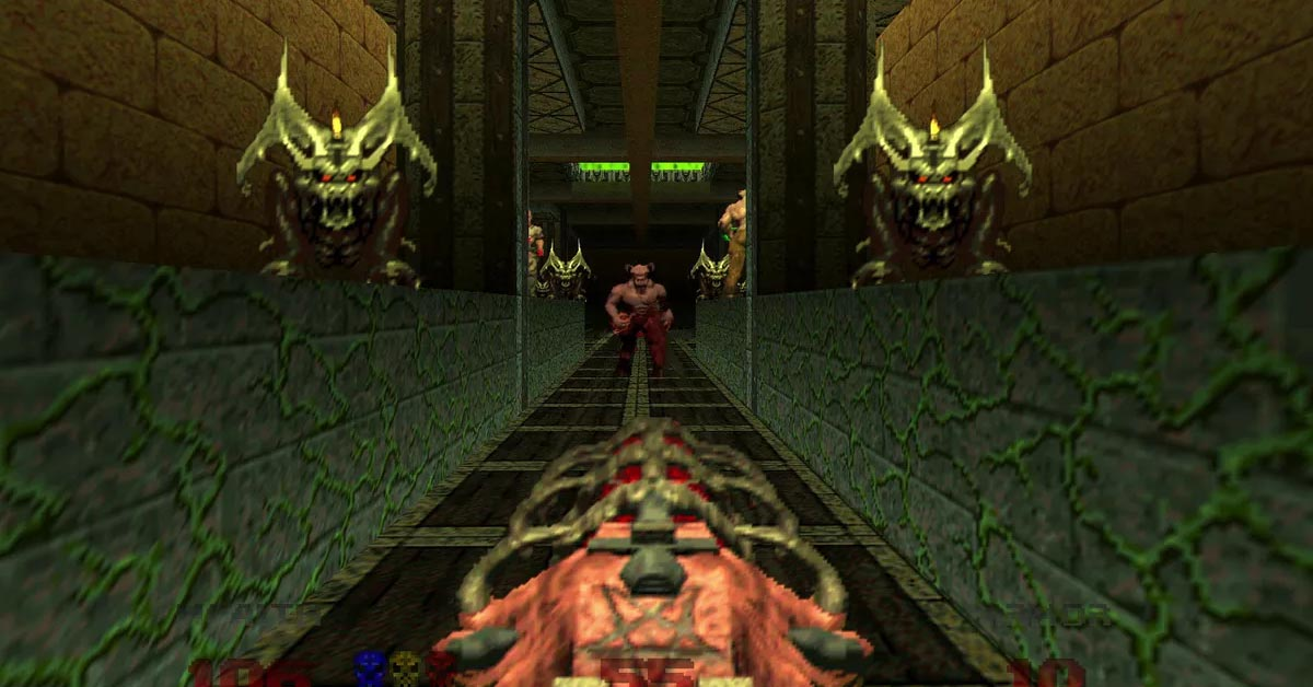 Doom 64 remake for ps4 and switch