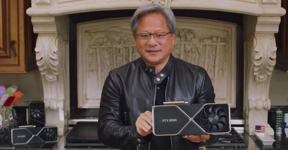 NVIDIA Announces GeForce RTX 3090