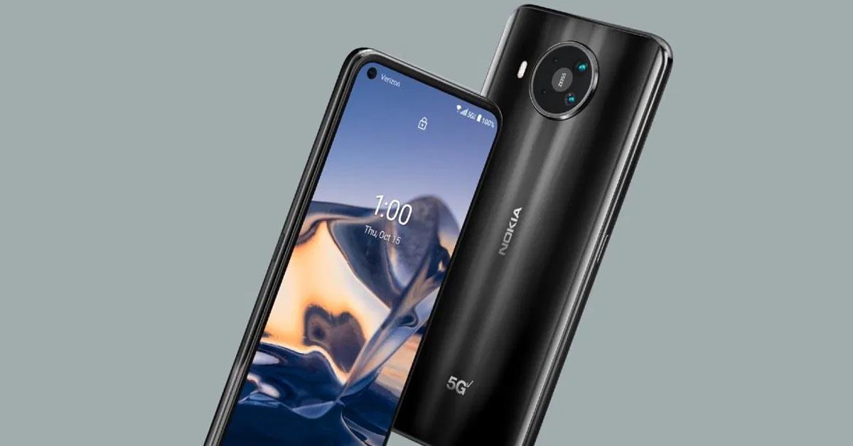 High-End Nokia 8 V 5G