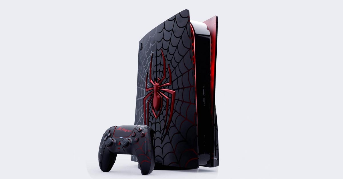 PS5 Owners Turn To Car Paint Jobs