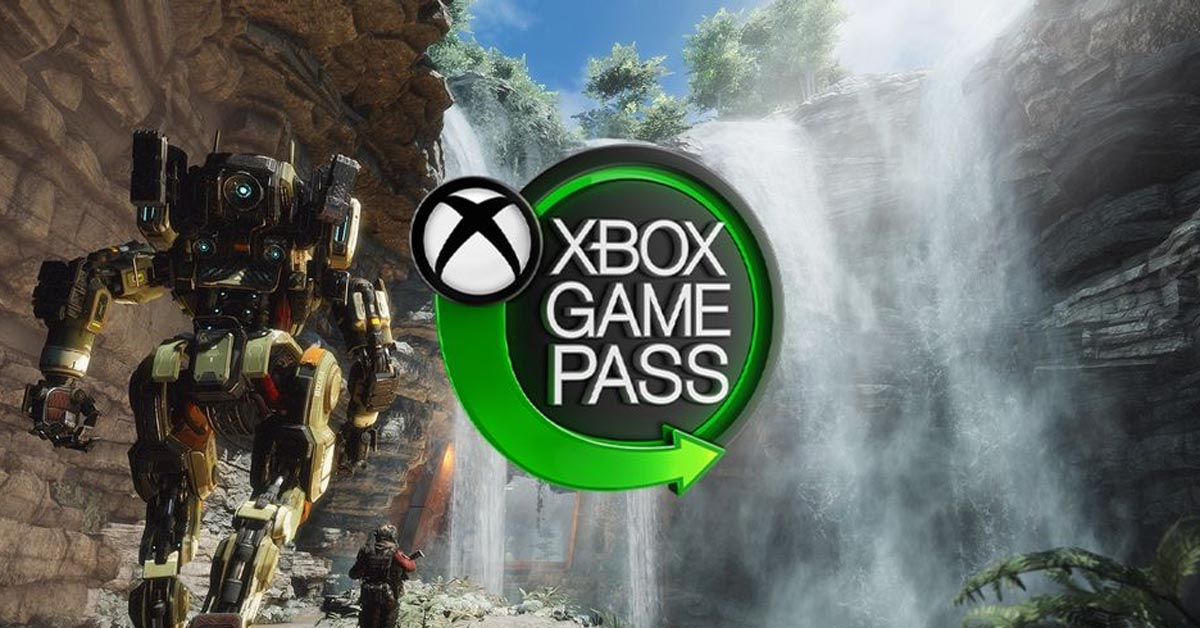 Xbox Game Pass PC EA library