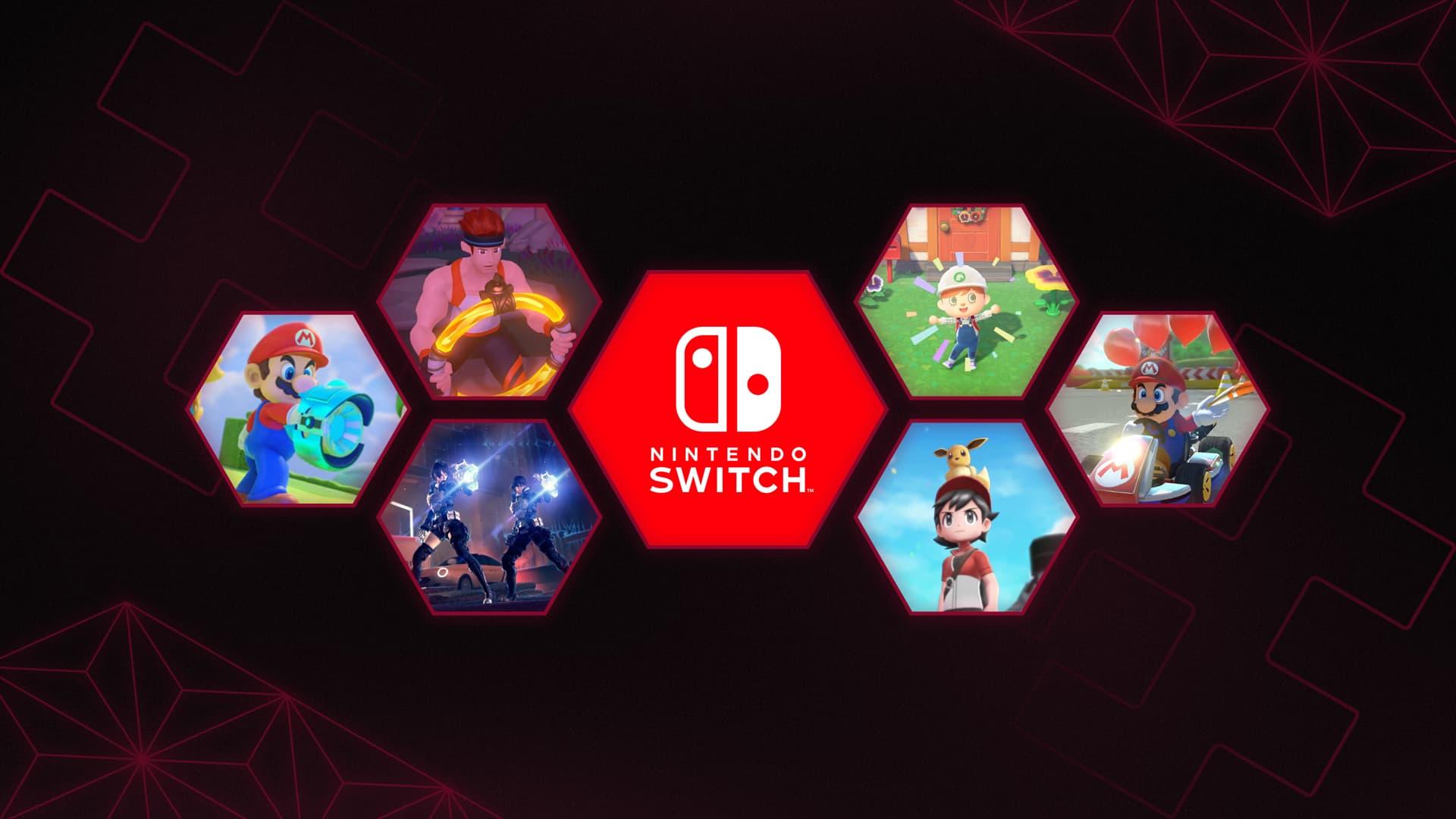 Best Nintendo Switch Exclusives
