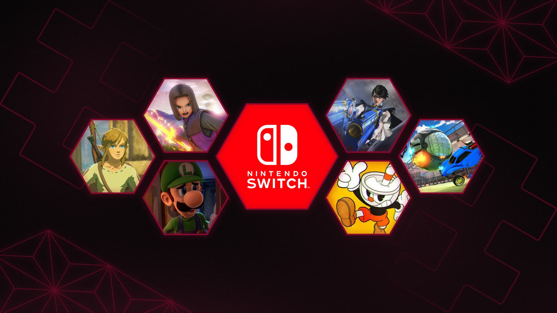 Best Nintendo Switch Games of all time