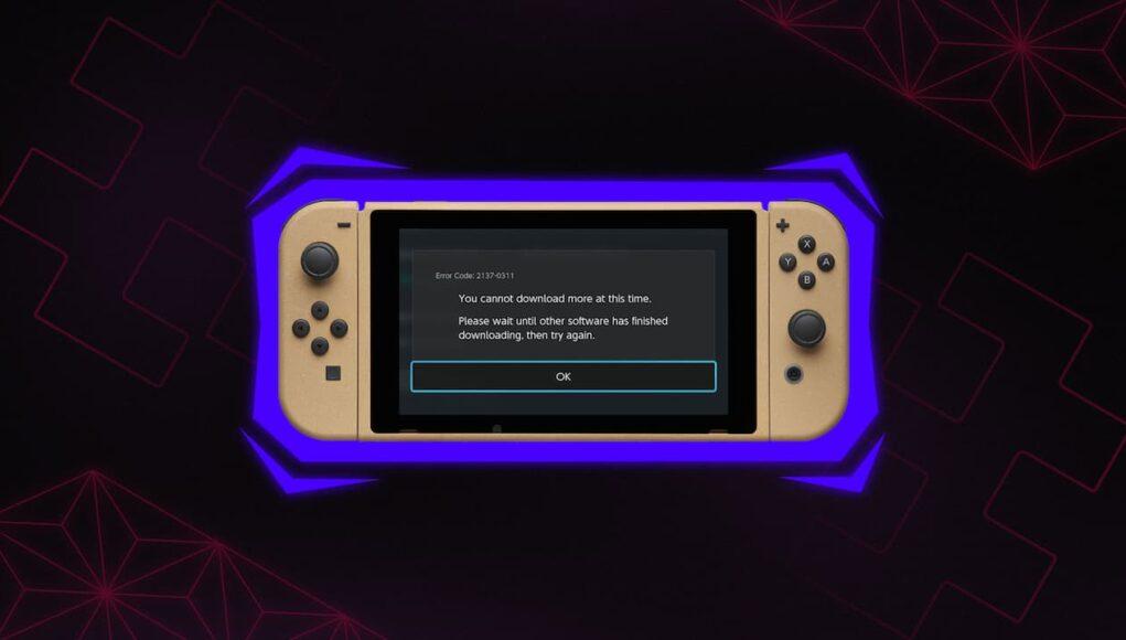 Nintendo Switch Error Codes