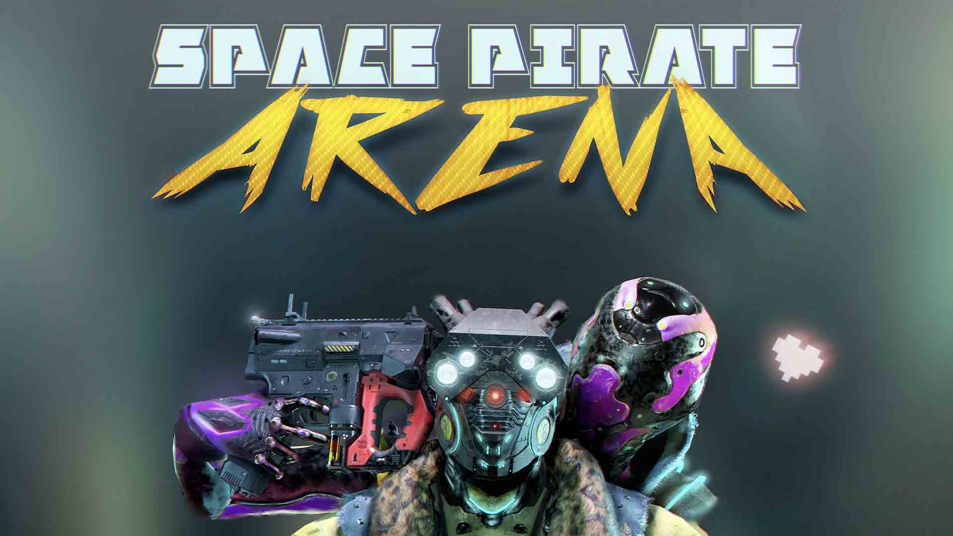 Is Space Pirate Arena the Most Important VR Game of the Year